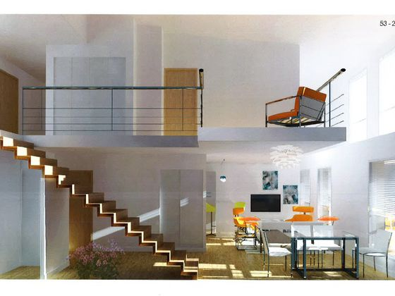 Vente appartement 5 pièces 112,7 m2