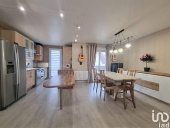 Appartement 6 pièces 105 m2