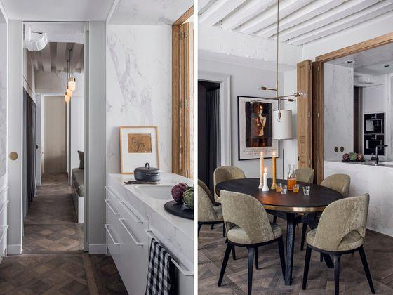 Location appartement meublé 2 pièces 82,08 m2