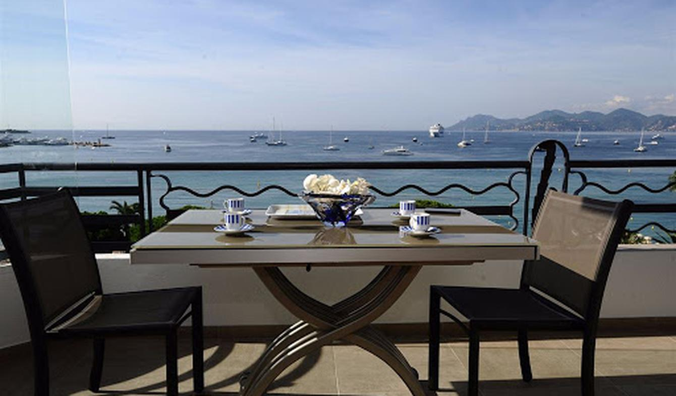 Seaside apartment Cannes