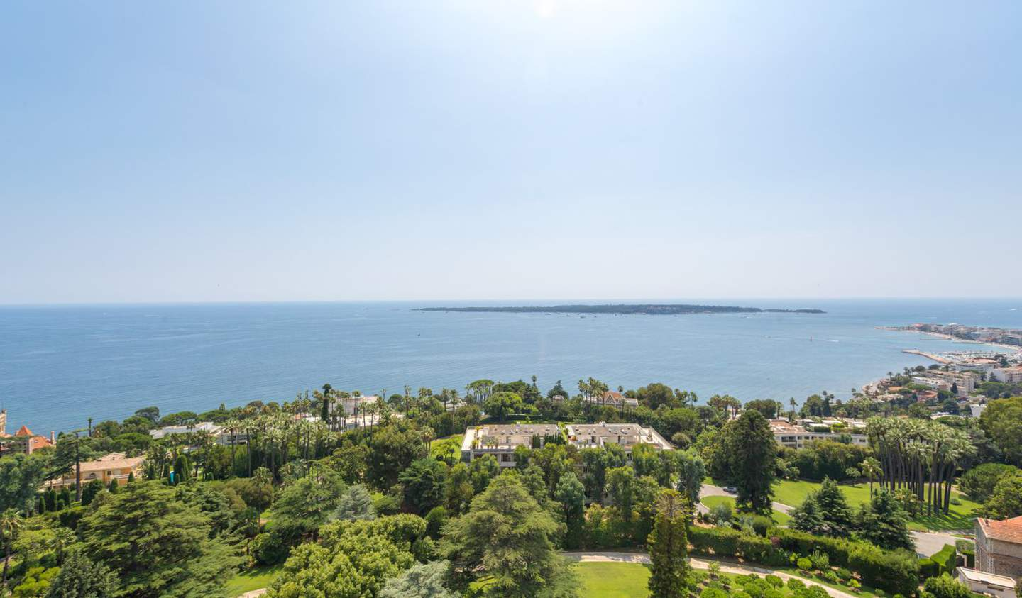 Apartment with terrace and pool Cannes