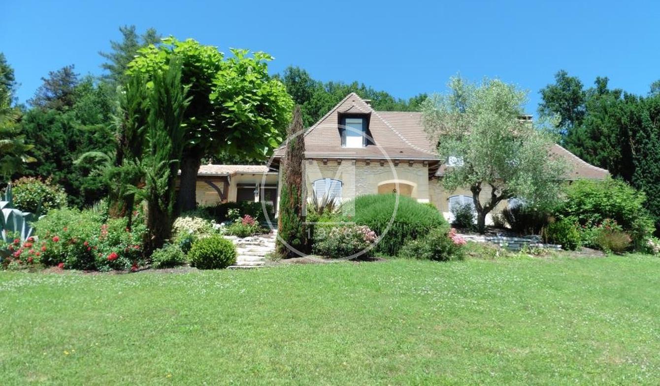 Villa avec piscine Brive-la-Gaillarde