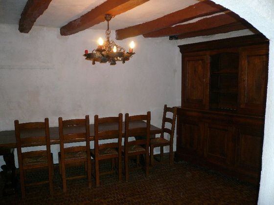 Vente maison 6 pièces 110 m2