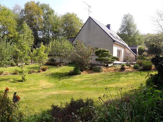 vente Maison 6 pièces 145 m2 Bourbriac