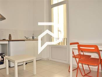 Appartement meublé 2 pièces 22,52 m2