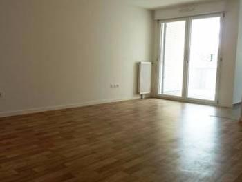 Appartement meublé 3 pièces 64,43 m2
