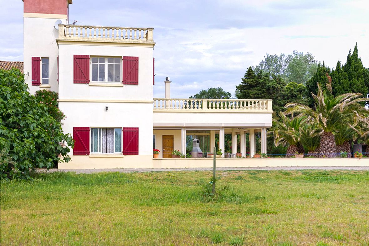 Property For Sale In Narbonne France