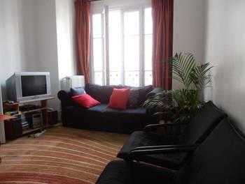 Appartement meublé 2 pièces 52,32 m2