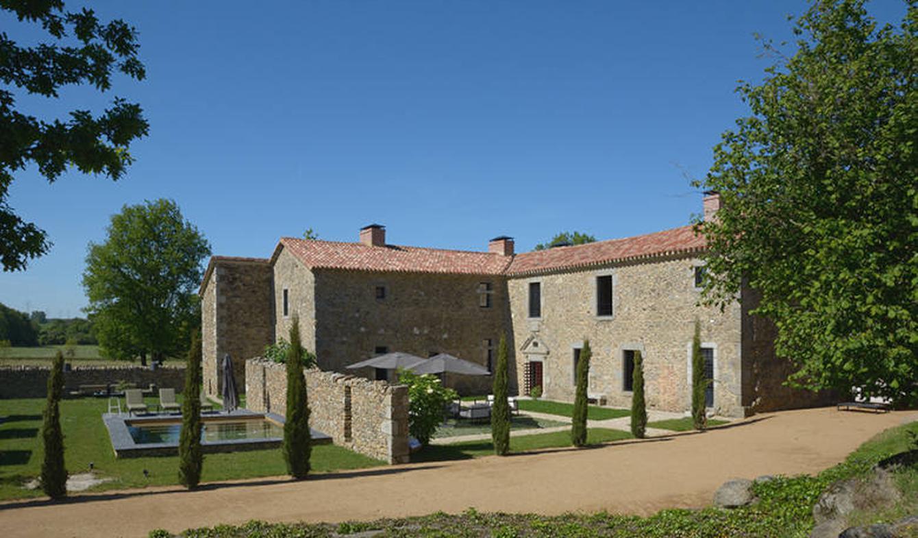 Villa avec piscine et jardin Vendée