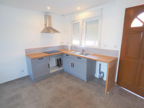 Location appartement 2 pièces 33,13 m2