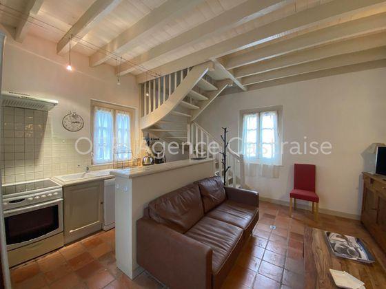 Location maison meublée 2 pièces 47 m2