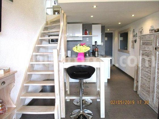 Vente appartement 2 pièces 37,92 m2