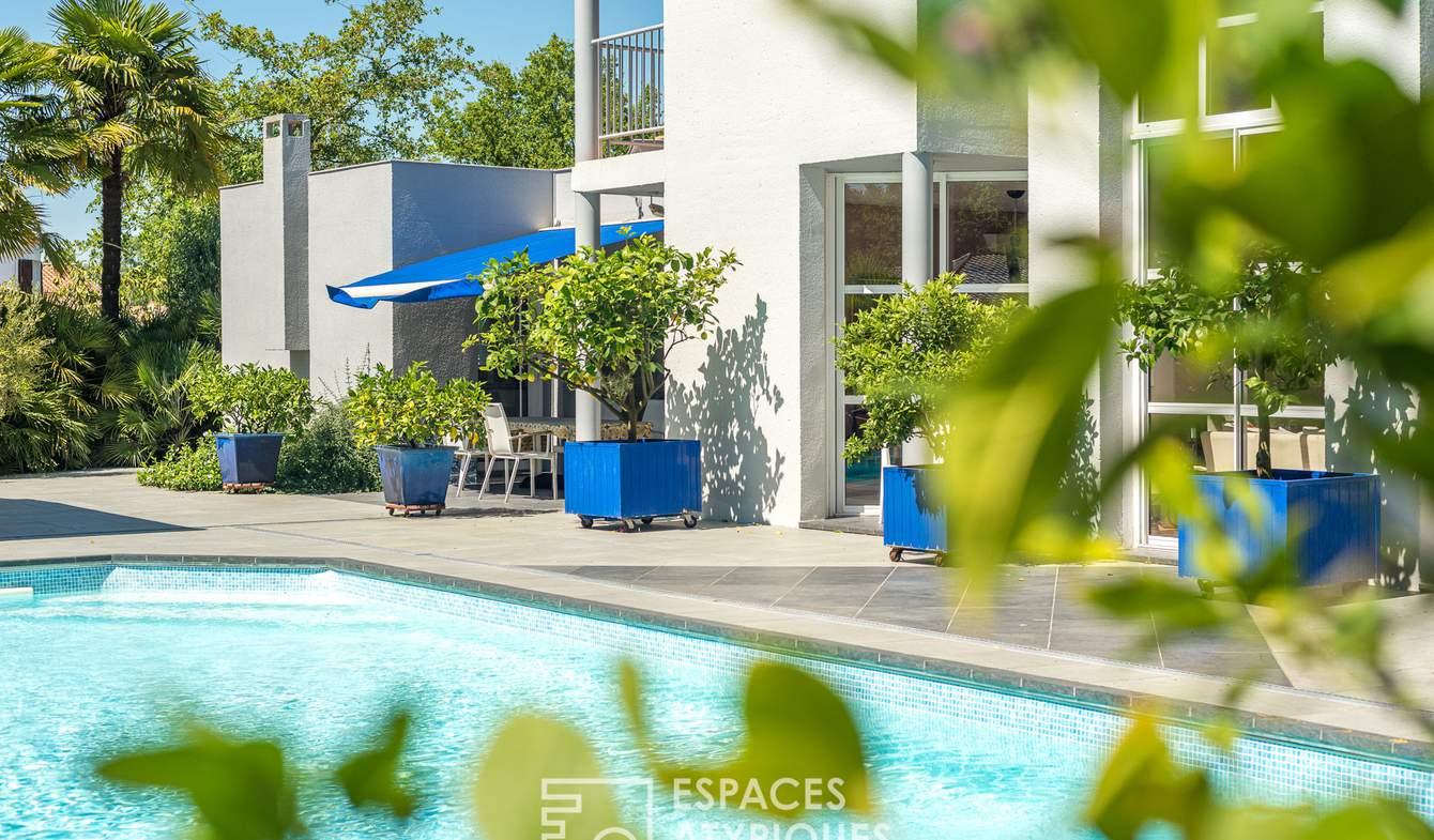 Maison avec piscine Arsac