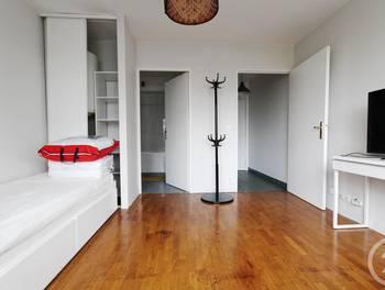 Studio meublé 22,06 m2