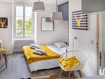 Appartement meublé 2 pièces 21 m2