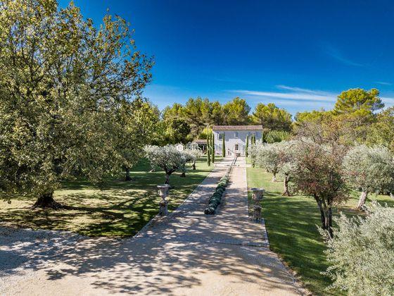 vente Maison 7 pièces 350 m2 Aix-en-Provence