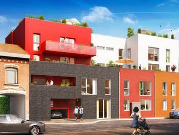 Appartement 4 pièces 89,6 m2