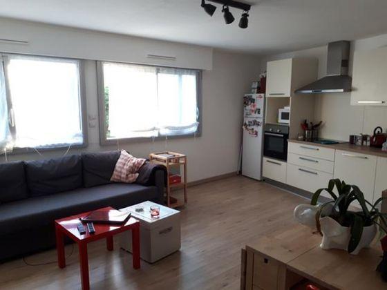 Vente appartement 2 pièces 44,34 m2