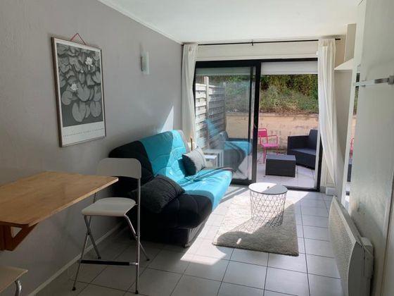 location Studio meublé 18 m2 Vitry-sur-Seine