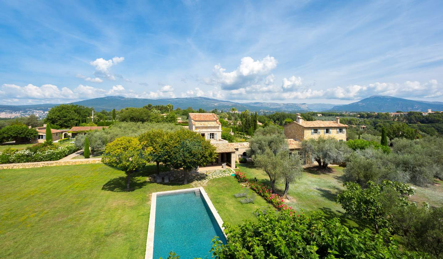 Property with pool Châteauneuf-Grasse