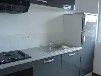Appartement 2 pièces 30,78 m2
