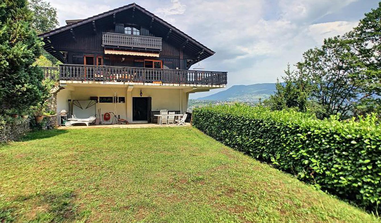 Maison avec terrasse Monnetier-Mornex