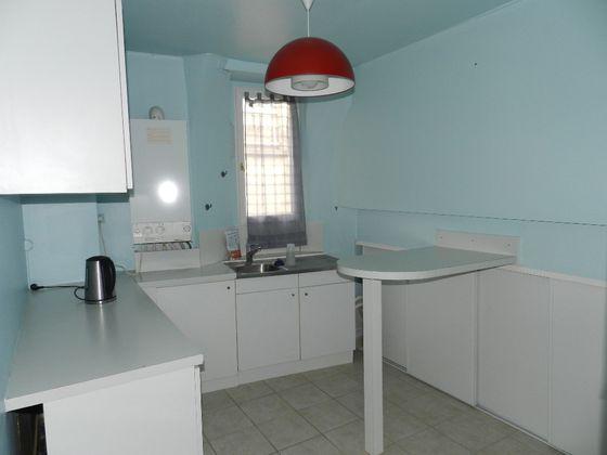 Location appartement 2 pièces 45,81 m2