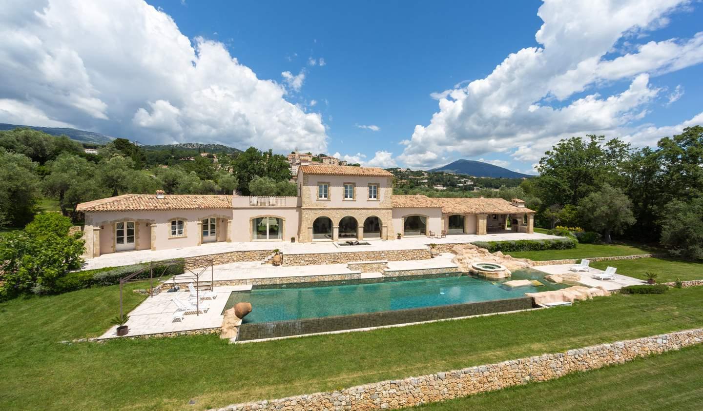 Propriété avec piscine Châteauneuf-Grasse