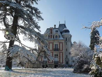 Château 30 pièces 3000 m2