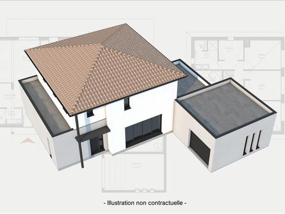 Vente terrain 182 m2
