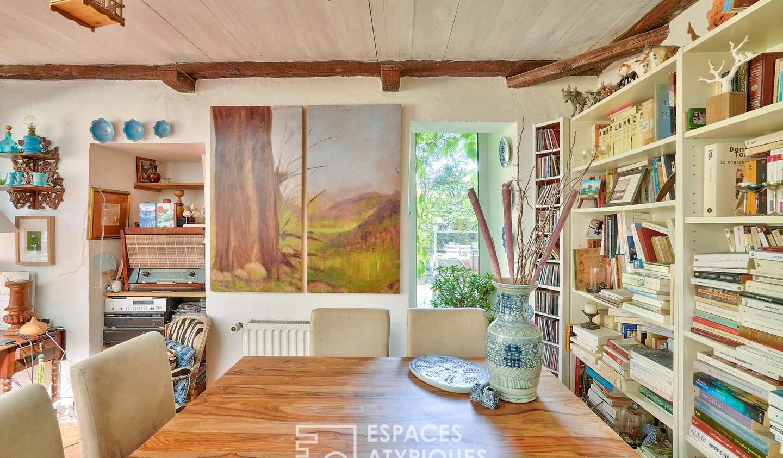 Maison avec terrasse Villecresnes