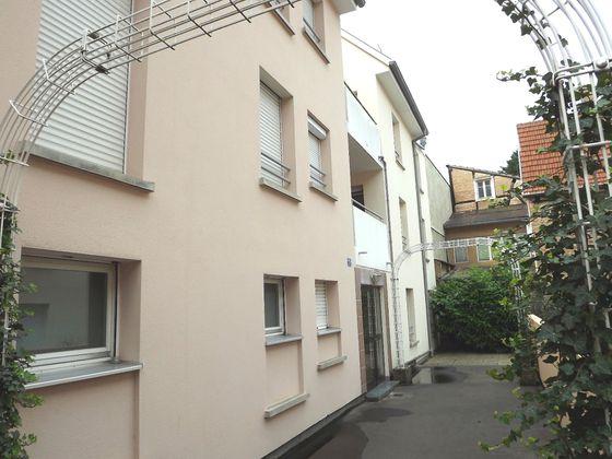 Vente appartement 3 pièces 43,32 m2