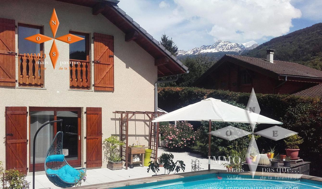 Maison avec piscine Bourg-Saint-Maurice