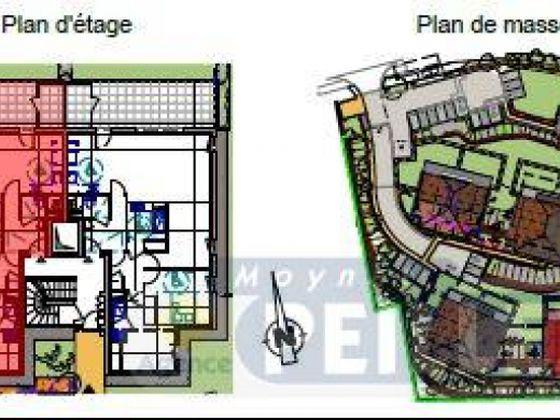 Vente appartement 4 pièces 87,86 m2