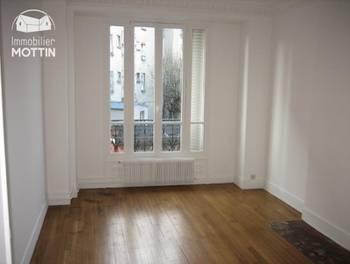 Appartement 3 pièces 48,25 m2