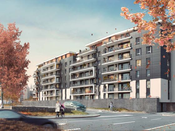 Vente appartement 4 pièces 95,88 m2