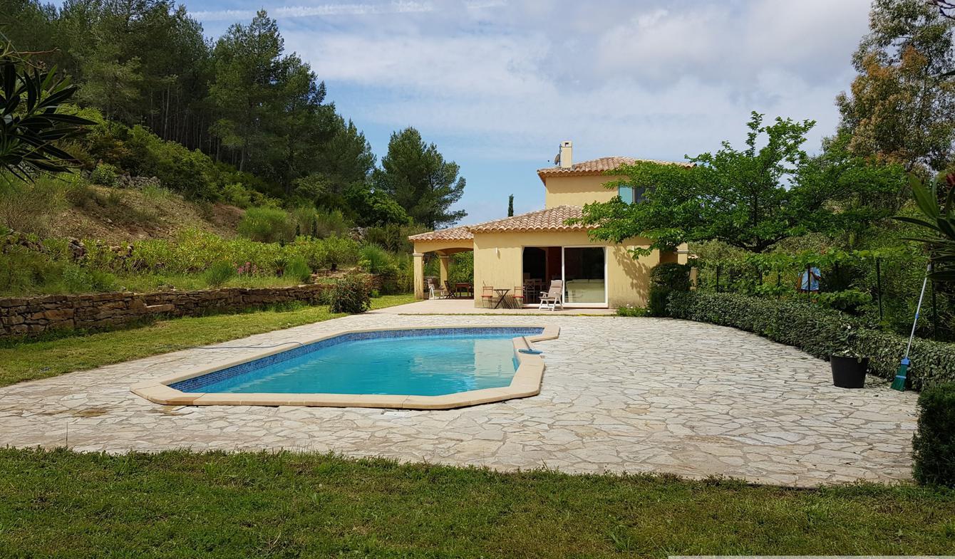 Maison avec piscine La Cadière-d'Azur