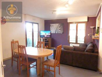 Appartement 68,9 m2