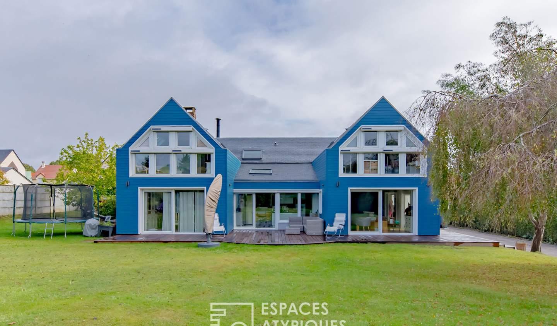 Maison avec terrasse Franqueville-Saint-Pierre