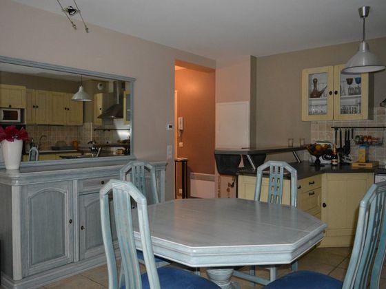 Vente appartement 3 pièces 59,5 m2