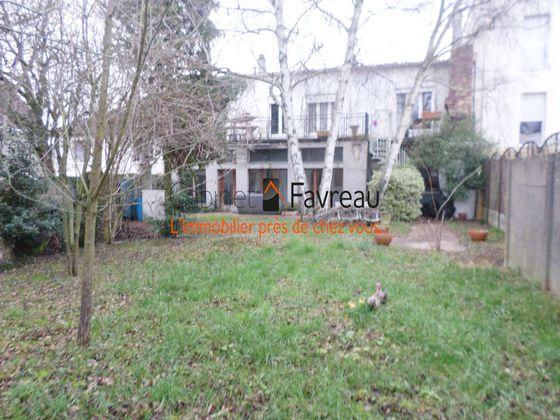 Vente maison 6 pièces 121,53 m2