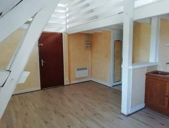 Appartement 3 pièces 41,72 m2