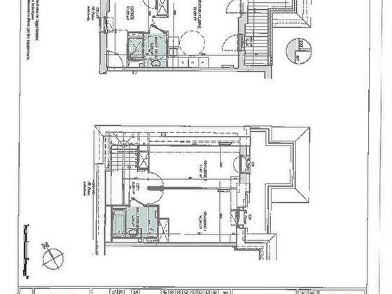 Vente appartement 3 pièces 80,57 m2