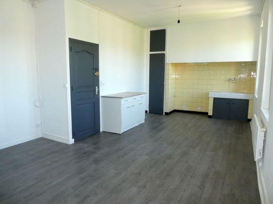 Location appartement 2 pièces 43,69 m2