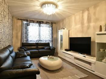Appartement 5 pièces 90,73 m2
