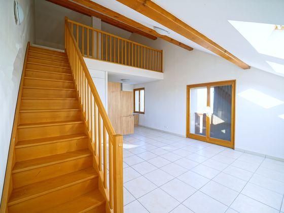 Location appartement 3 pièces 85,68 m2