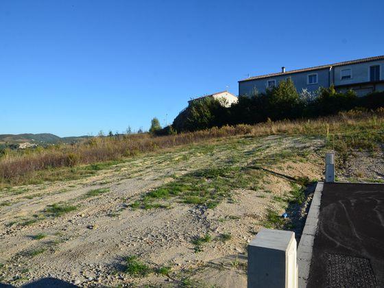 Vente terrain 730 m2