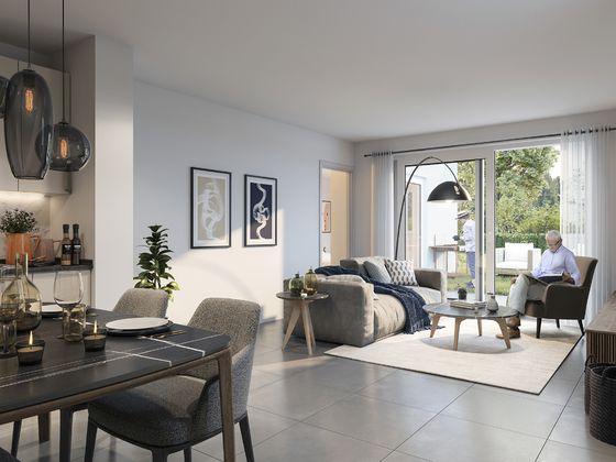 Vente maison 3 pièces 70,52 m2