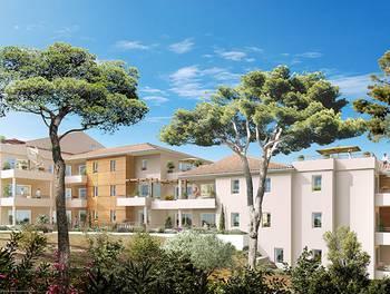 Appartement 4 pièces 90,24 m2