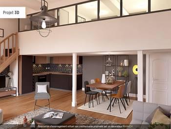 Appartement 3 pièces 87 m2